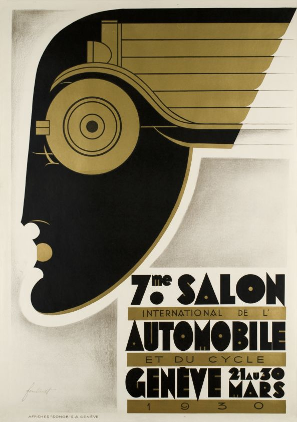 17 best images about geneva vintage posters on pinterest - Deco salon vintage ...
