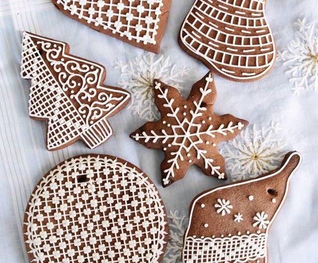 Pierniczki na choinkę - Cupcake Factory