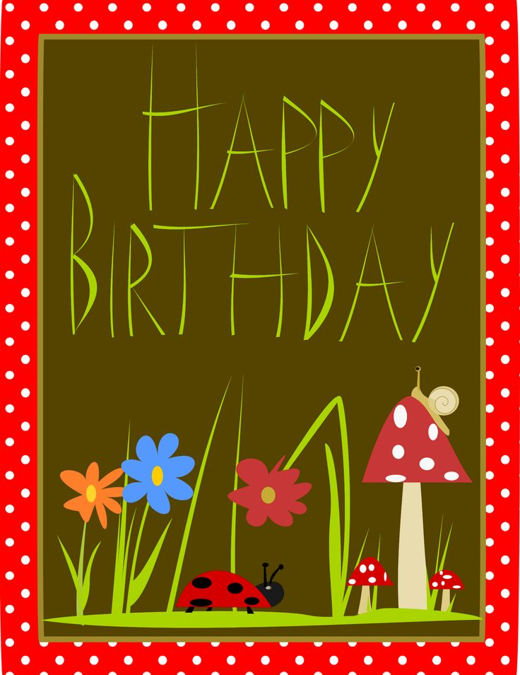 78 best ideas about Free Happy Birthday Cards – Digital Birthday Cards Free