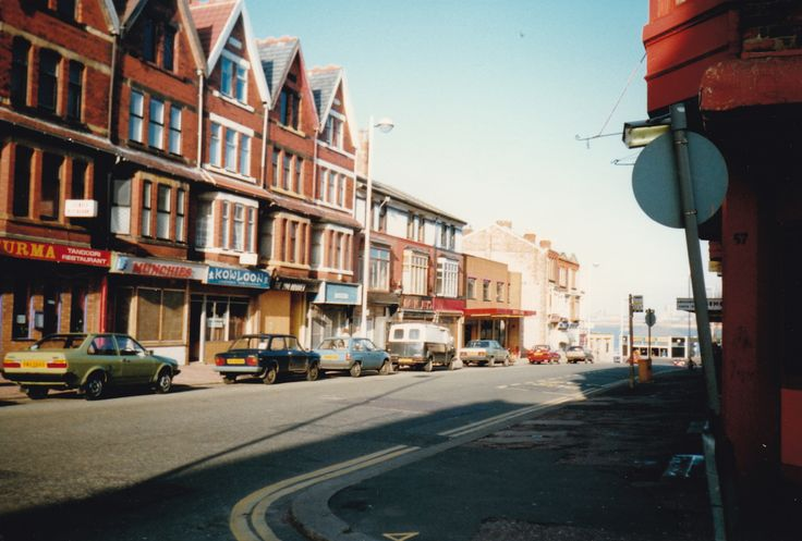 New Brighton.  Wendy Lorimer.