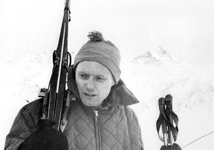 Krzysztof Komeda (fot. archiwum prywatne)