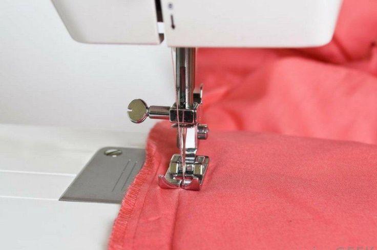 adjusting tension sewing machine