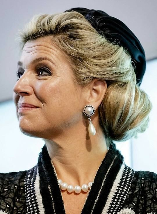 Australië -Koningin Máxima.   4-11-2016