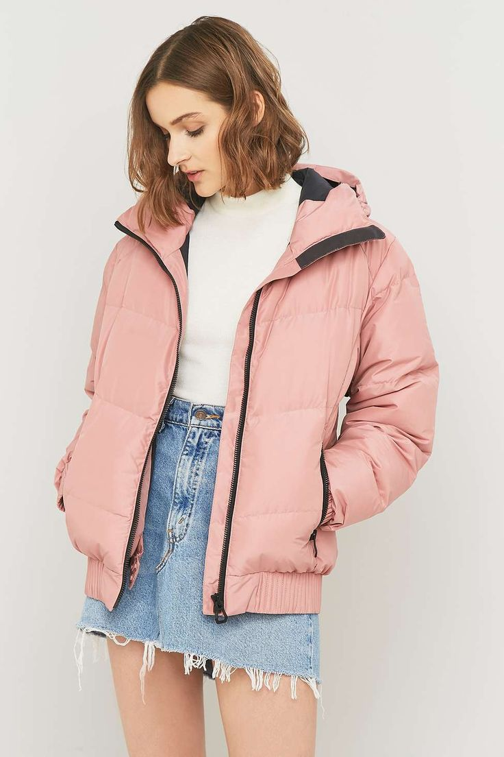 Helly Hansen Sarah Pink Puffer Jacket
