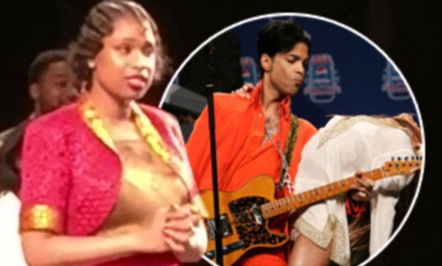 Jennifer Hudson leads cast of The Color Purple in Prince tribute