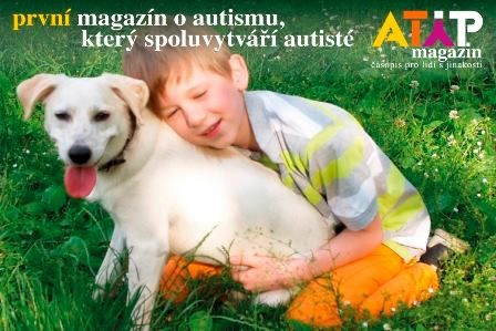 Autism, first czech mag about autism, ADHD etc., autismus, autism boy