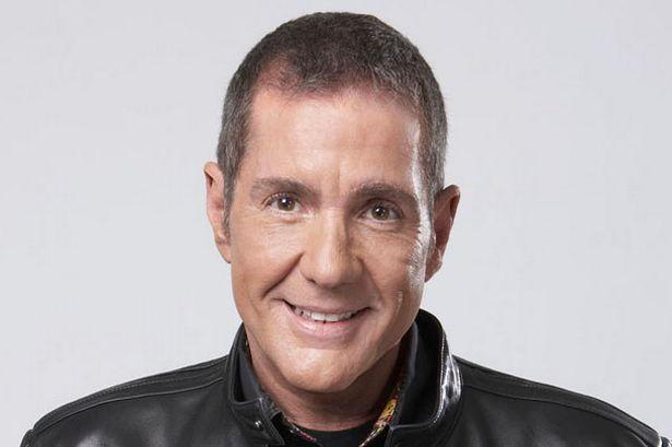 Dale Winton. TV Presenter.
