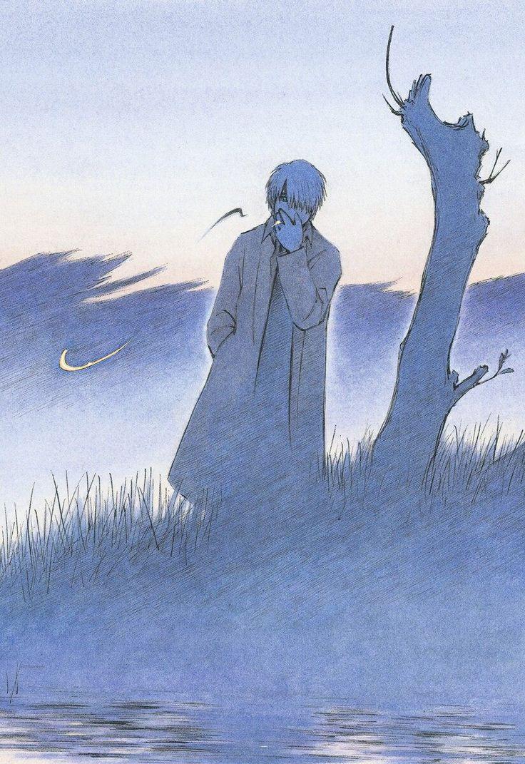 Mushishi Anime icons, Anime, Animes manga