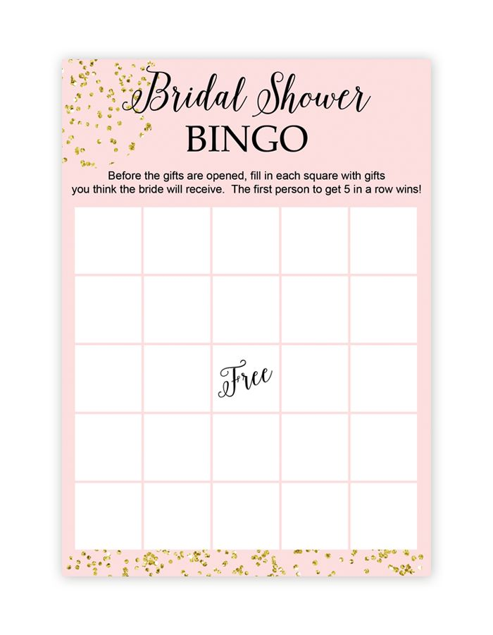 free printable bridal shower bingo wedding theme pinterest bridal shower games bridal showers and dessert table