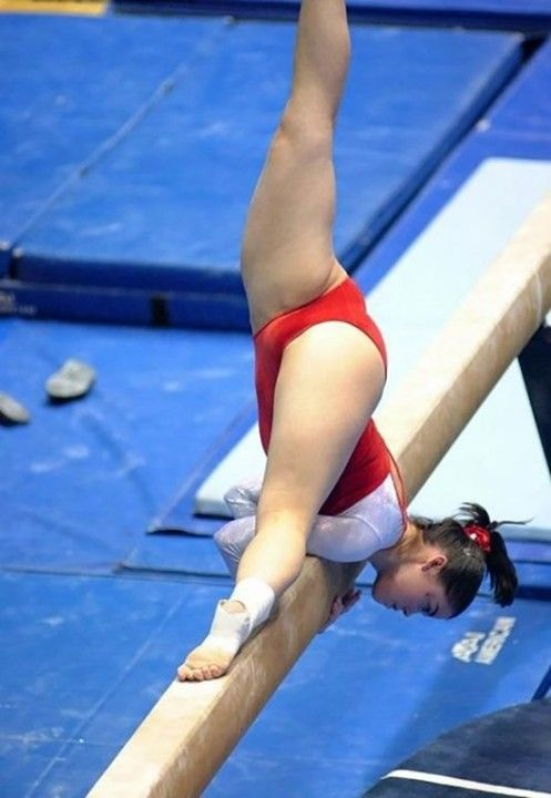 2008 olympic gymnastics pussy shots absolutely not