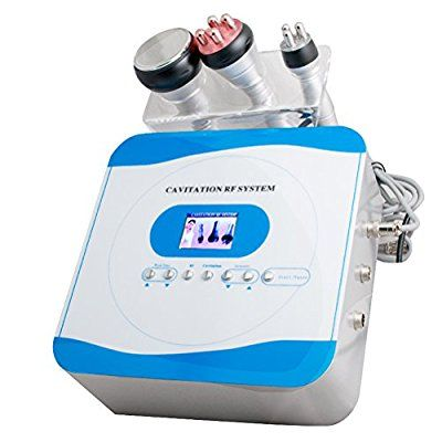 Carejoy Ultraschall Kavitation RF Radio Frequency Fettverbrennung Abnehmen Schallköpfe