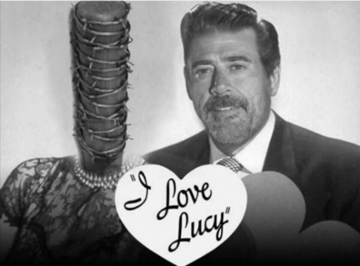 The Walking Dead #Negan and #Lucille #TWD                                                                                                                                                                                 More