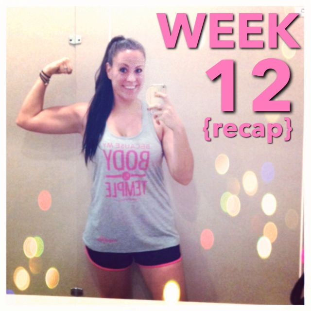 WOOO HOOOO!! Well I did it folks! Completed 's 12 week program!! I can't even begin to describe how amazing it feels!! I have learned SOOOOOO much and feel like a completely…