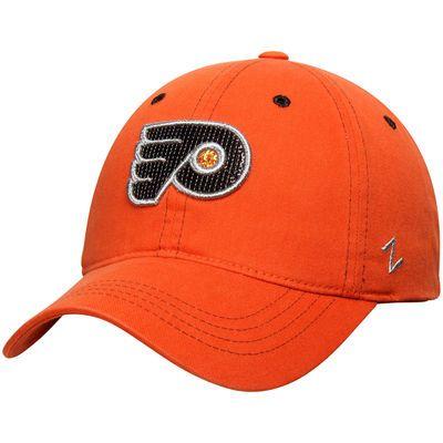 Philadelphia Flyers Zephyr Women's Relish Adjustable Hat - Orange
