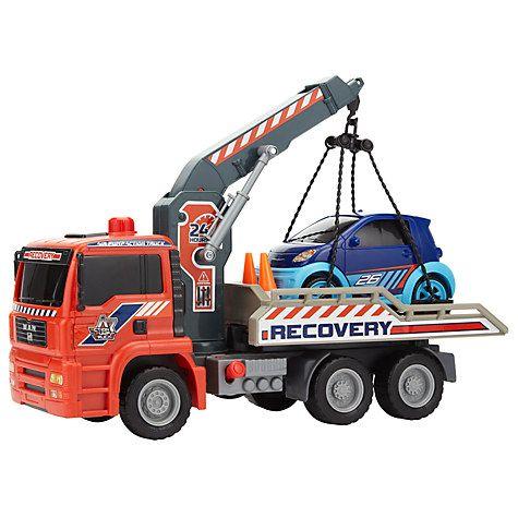 Buy John Lewis Air Pump Vehicle Crane Truck Online at johnlewis.com