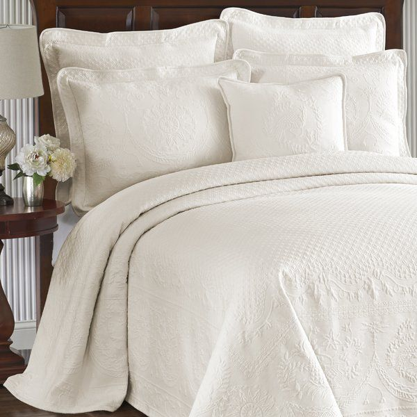 Oversized King Charles Matelasse Bedspread Bed Spreads Discount