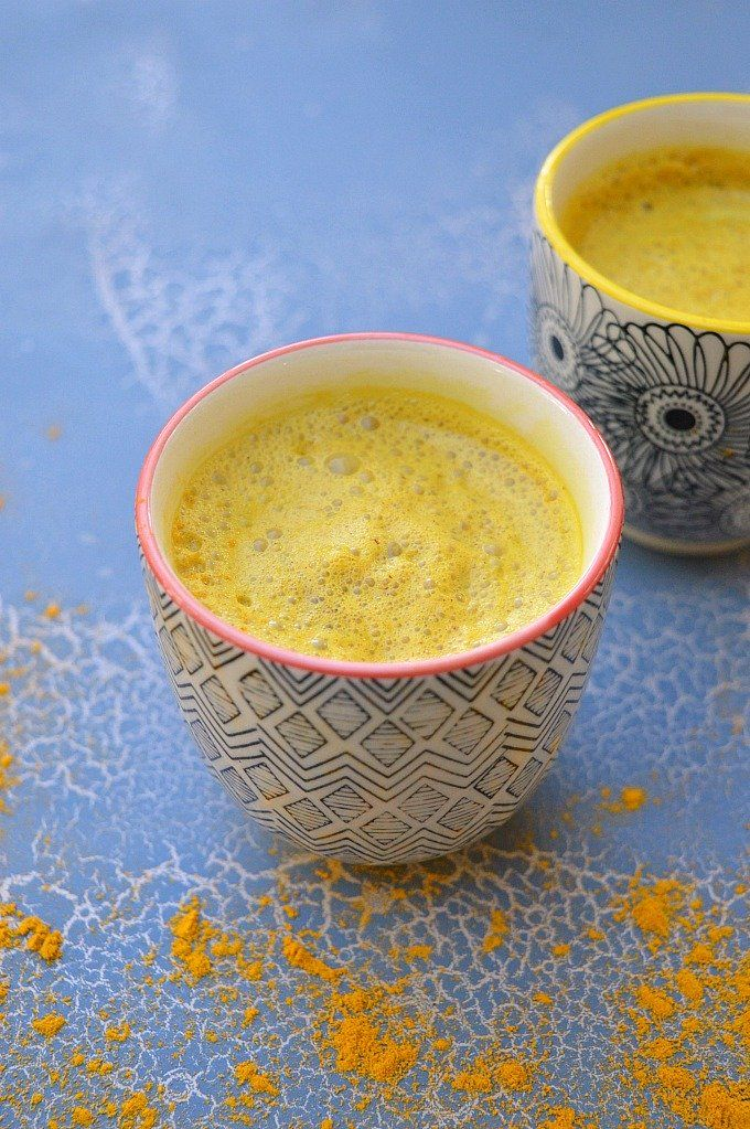 Turmeric Golden Milk - Turmeric Golden Milk or Turmeric Latte is the latest drink to be popping up all over the place. A dreamy winter warmer bursting with nutritional benefits this recipe for Turmeric Golden Milk with all it's spices will knock your socks off!
