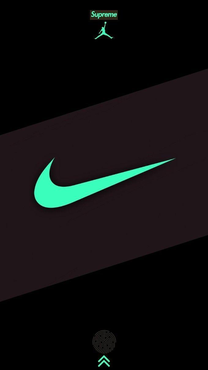 Iphone Supreme Football Wallpaper In 2020 Nike Wallpaper Nike Wallpaper Iphone Nike Logo Wallpapers