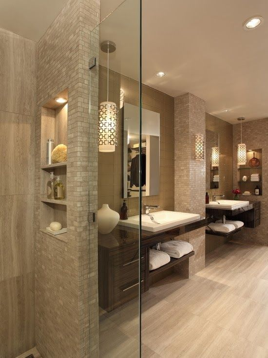 Diseño de Interiores & Arquitectura: Cómo Renovar y Diseñar los Cuartos de Baño para Aumentar el Valor de su Casa