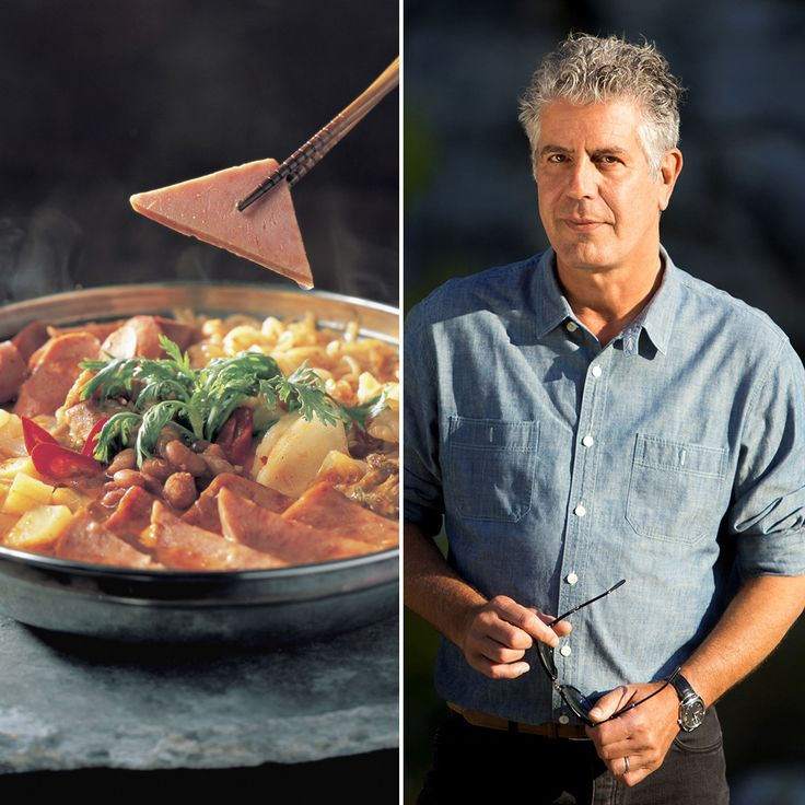 Anthony Bourdain's Favorite Thing to Do With Instant Ramen | FWx