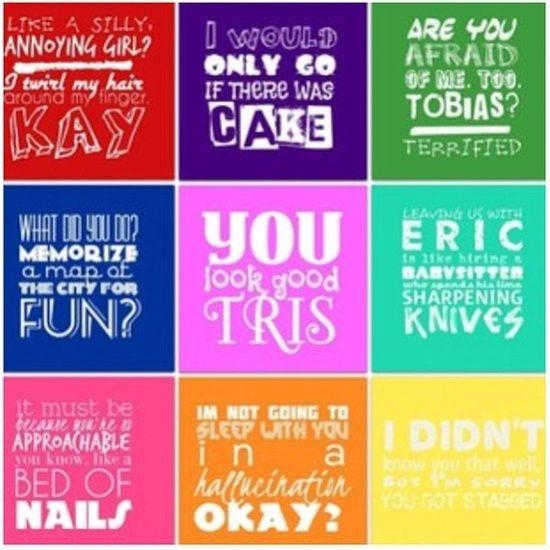 Divergent Quotes  Books Books  Veronica Roth  Tobias And Tris Quotes    Veronica Roth Divergent Quotes