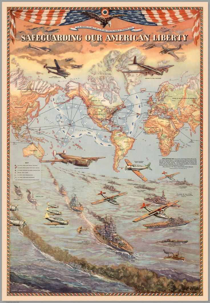 1941, US Defenses, right before Pearl Harbor #map #ww2 #usa