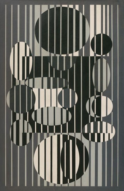 Victor Vasarely, Iaca (1956)