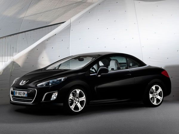 Peugeot 308 CC Convertible -- 10 South-of-the-Border Cars You Can't Buy in the USA
