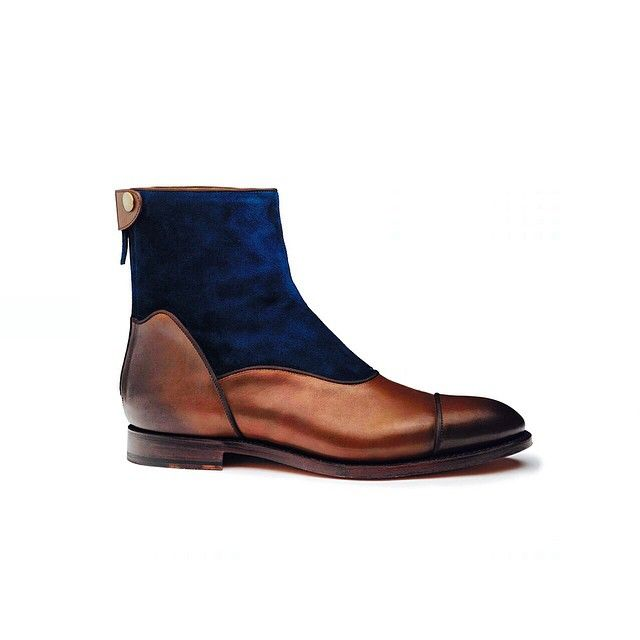 Barbanera shoes - awesome color combination