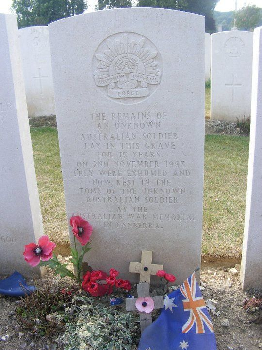 The grave of the unknown solider in  France. Such a moving place to visit