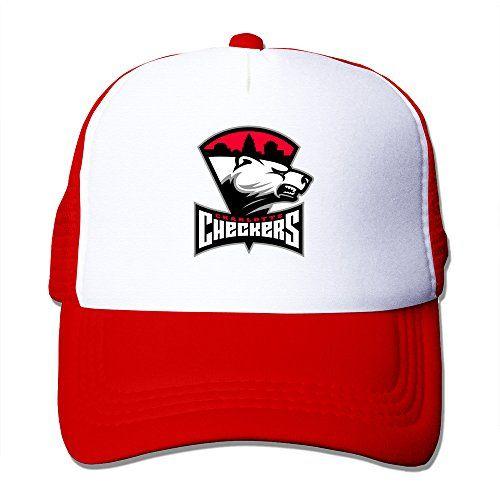 Anaheim Duck Checkers