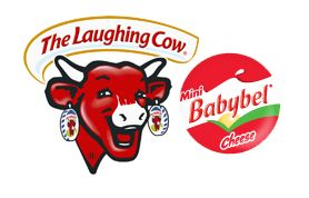 The Laughing Cow - I lived off this stuff in France and Switzerland.