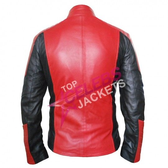 Leather looks classy and chic by making you feel like a celebrity.
