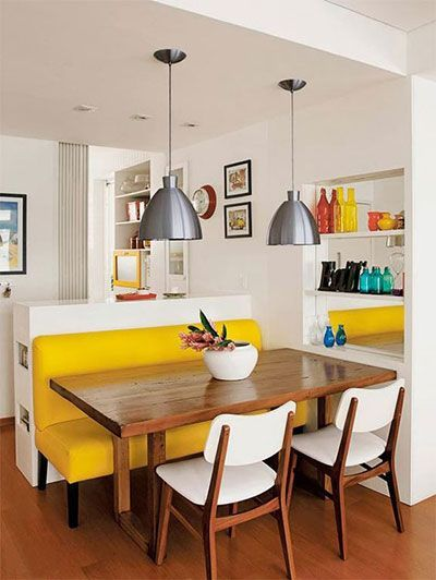 Photo of Small dining table ideas for narrow spaces to …- Dar alanl…