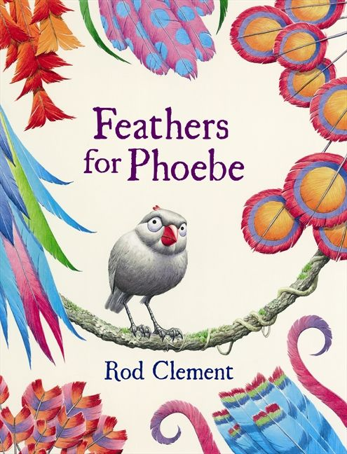 Rod Clement's Published 2010 by Harper Collins.  This book is character driven. A wonderful story about self esteem and talking about differences.