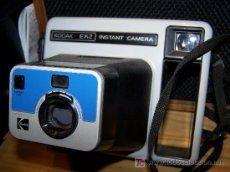 Camara de fotos instantanea kodak ek2 instant camera