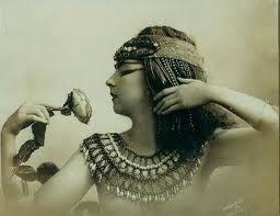 EGITO ANTIGO: MODA - Tendências do Egito Antigo