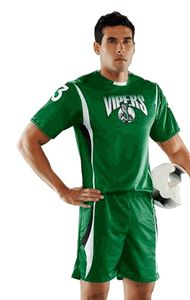 Prosphere Sublimated Soccer Jerseys & Shorts