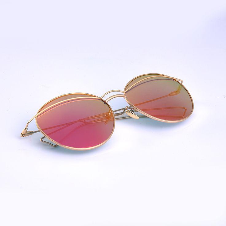 2017 New arrivals from Sunglasses Men/Brand Designer Male vintage Sun Glasses gafas oculos DE sol masculino cat's eye old punk