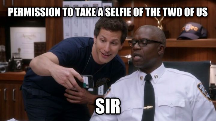 This show is starting to grow on me. #Brooklyn99