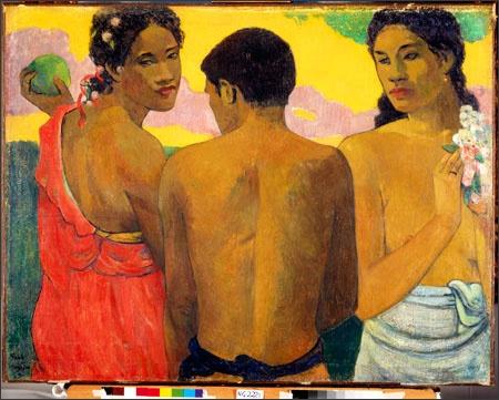 Gauguin: Tahiti