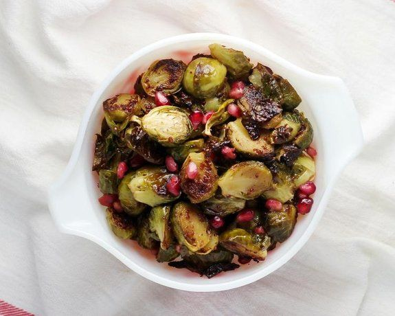 Maple Bourbon Brussels Sprouts - Food Tips & Advice | mom.me