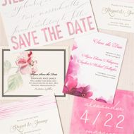 The ring is on your finger and the planning is underway -- time to get your guests in the ...