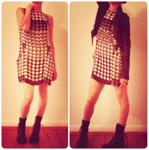 Optical Dress & Combats!!! ;)