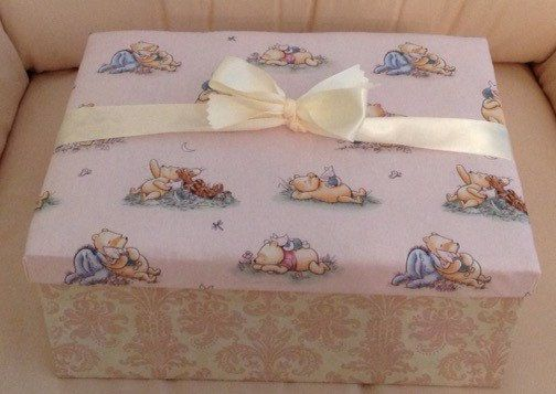 A personal favourite from my Etsy shop https://www.etsy.com/listing/238062453/bespoke-decorator-box-winnie-the-pooh