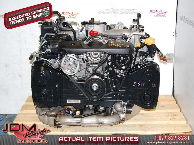 Used Subaru WRX 2002-2005 EJ205 Motor.  Find this item on our website: https://www.jdmracingmotors.com/subaru/ej205-motors-impreza-wrx/2358  Tags: #jdm #jdmracingmotors #jdmsubaru #ej205 #ej205engine #subaru #subarumotor #subaruengine #wrx #subaruwrx #wrxengine