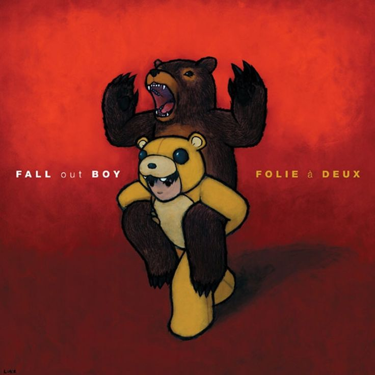 Fall Out Boy Folie A Deux on 2x Colored Vinyl LP Multi-platinum group Fall Out Boy are set to release their upcoming new third Island Records album Folie A Deux. The album was produced by Neal Avron a
