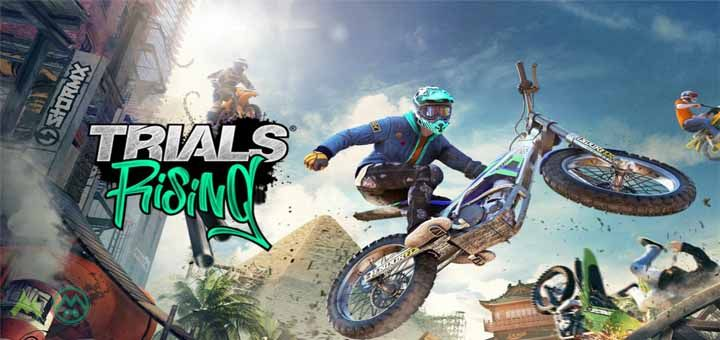 Trials Rising (Switch XCI) in 2020 News games, Play free