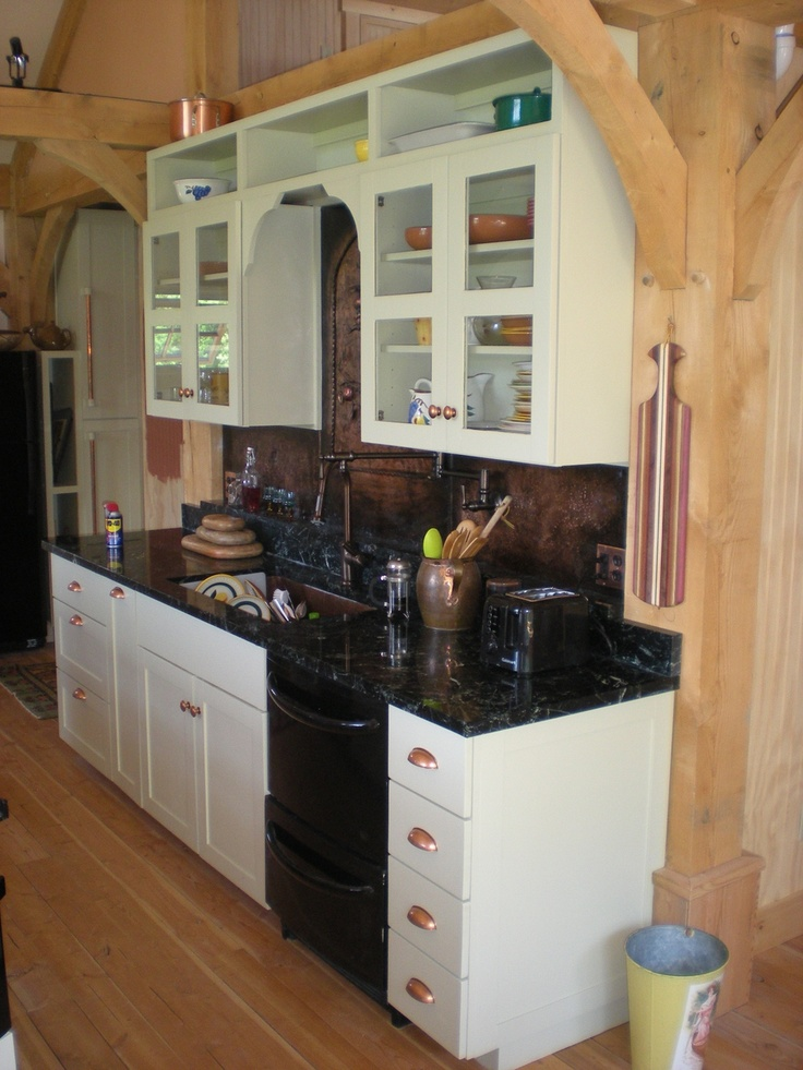 Artful Country Kitchen