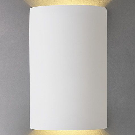 Buy ASTRO Serifos Wall Light, White Online at johnlewis.com